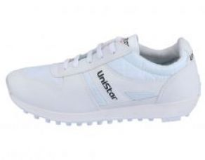 Unistar Jogging, Playing , Workout (narrow Toe) Shoes_602-wht for Rs. 329