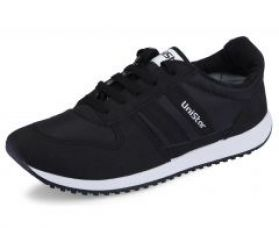 Buy Unistar Jogging, Playing , Workout (narrow Toe) Shoes_033-blk from Rediff