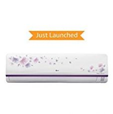 Buy LG 1 Ton 3 Star Inverter Split AC (JS-Q12AFXD, White) from Amazon