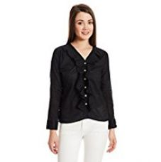 Buy Style Quotient by noi Women's Body Blouse Shirt from Amazon