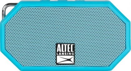 Get 44% off on Altec Mini H2O (IMW257-AB) Portable Bluetooth Mobile/Tablet Speaker  (Blue, Mono Channel)