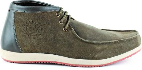 Woodland Leather Outdoor shoes(Green) for Rs. 2,595