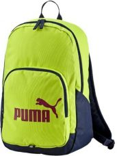 Buy Puma Backpack  (Blue, Green) from Flipkart