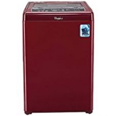 Buy Whirlpool 6.5 kg Fully-Automatic Top Loading Washing Machine (Whitemagic Premier, Wine) from Amazon