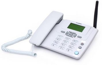 Buy Huawei ETS3125i Cordless Landline Phone  (White) for Rs. 1,350
