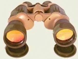 Multi-coated Russian Military Full Size Binoculars for Rs. 545