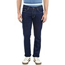 American Crew Men's Straight Fit Dark Blue Jeans - 28 (ACJN112-28) for Rs. 499