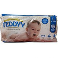Buy Teddyy Large Diaper Pants (34 Counts) from Amazon
