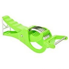 Buy 2 in 1 Smart Cutter & Vegetable Peeler with Stainless Steel Blade from Amazon