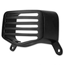 Buy Autofy Metal Back/Tail Light Grill for Royal Enfield Bullet Standard 350 & 500  (Black) from Amazon