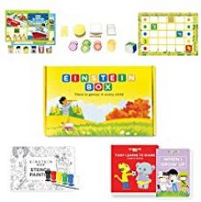 Buy Einstein Box 2B - for 2 year olds (Theme: Professions + Learning to Share) from Amazon