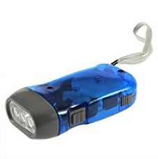 Buy AndAlso Hand Pressing Flash Light - No Battery No Bulb, Simply Shake to Recharge from Amazon