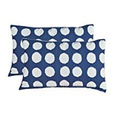 Buy Ahmedabad Cotton High Quality Luxurious 2 Piece Cotton Pillow Cover Set - 18