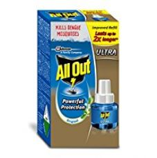 All Out Ultra Refill (45ml, Clear) for Rs. 72
