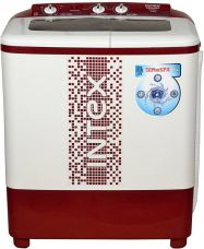 Buy Intex 6.2 kg Semi Automatic Top Load Washing Machine Maroon  (WMS62TL) from flipkart