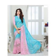 Buy Chiffon Saree By Cra for Rs. 1,153