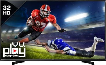 Vu 80cm (32) HD Ready LED TV  (32K160MREVD, 2 x HDMI, 1 x USB) for Rs. 14,499
