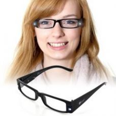 Buy Multi Strength LED Reading Glasses Eyeglass Spectacle Diopter Magnifier Lig for Rs. 299