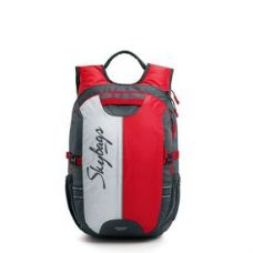 Buy Skybags Strider 03 Backpack, red for Rs. 1,888