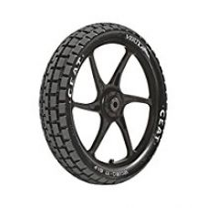 Ceat Vertigo Sport 100/90-17 55P Tubeless Bike Tyre, Rear (Home Delivery) for Rs. 1,705