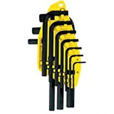 Buy Stanley 69-253-22 Hex Key Set (10-Pieces) from Amazon
