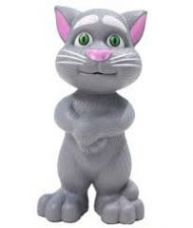 Flat 73% off on Baby Toys Intelligent Cat With Wonderful Talk Back Voice