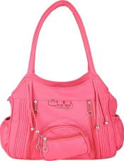 Buy Fair Deals Hand-held Bag  (Pink) from Flipkart