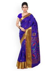 Silk Traditional Saree for Rs. 1875