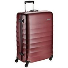 American Tourister Polyester 79 cms Crimson Red Hardsided Suitcase (71W (0) 10 003) for Rs. 6,480