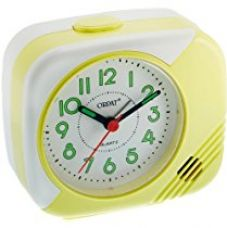 Orpat Beep Alarm Clock (Yellow, TBB-207) for Rs. 257