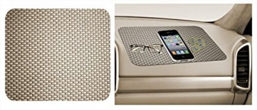 Generic (unbranded) Car Dashboard Anti Slip Mat (Beige) for Rs. 247