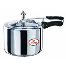 Bajaj Pressure Cooker, 3 Litres, Silver for Rs. 1,184
