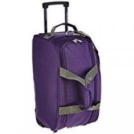 Aristocrat Volt Polyester 53 cms Purple Travel Duffle (DFTVOL55PPL) for Rs. 1,710