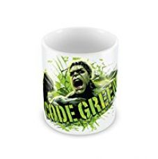 Buy Marvel 'Code Green - Hulk' Officially Licensed Ceramic Mug from Amazon
