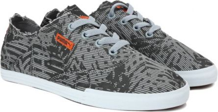 Buy Puma Streetsala Graphics IDP Sneakers For Men  (Grey) from Flipkart