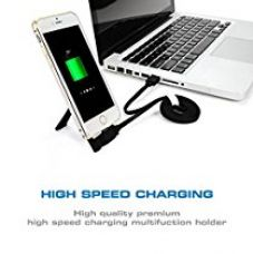 Xtra iPhone Dock Charging Station & High Speed Lightning USB Cable Docking Charger Stand for Rs. 799