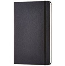 Buy AmazonBasics Classic Notebook - Squared - 240 pages, A5 size from Amazon