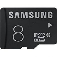 Buy Samsung MB-MA16D MicroSDHC 16GB Class 6 Memory Card (Black) from Amazon