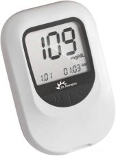 Flat 68% off on Dr.Morepen GlucoOne Glucometer  (White)