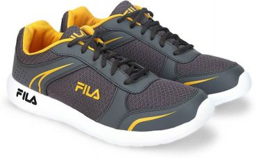 Fila WADE Running Shoes  (Grey) for Rs. 2,499