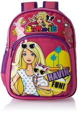 Buy Barbie Pink and Purple Children's Backpack (Age group :2-4 yrs) from Amazon