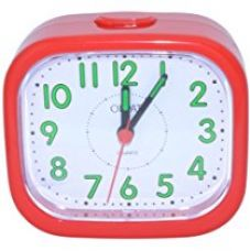 Orpat Beep Alarm Clock (Red, TBB-127) for Rs. 274