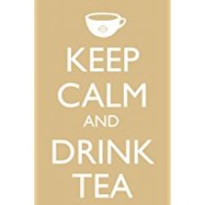 Buy Posterboy 'Keep Calm and Drink Tea' Poster from Amazon