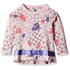 Buy United Colors of Benetton Girls' Long Sleeve Top from Amazon