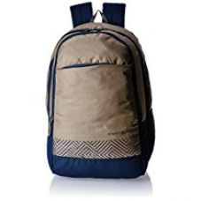 Aristocrat Zing 25 Ltrs Fawn Casual Backpack (BPZING2FWN) for Rs. 745