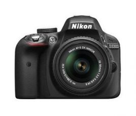 Flat 17% off on Nikon D3300 with 18-55mm Kit
