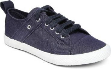 Roadster Sneakers  (Navy) for Rs. 649