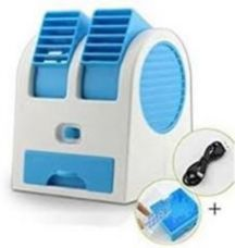 Mini Ice Cooled Small Desktop Air Fan for Rs. 390
