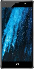 Buy LYF Water F1S (Black, 32 GB)  (3 GB RAM) from Flipkart