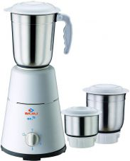 Get 49% off on Bajaj GX1 500 W Mixer Grinder  (White, 3 Jars)
